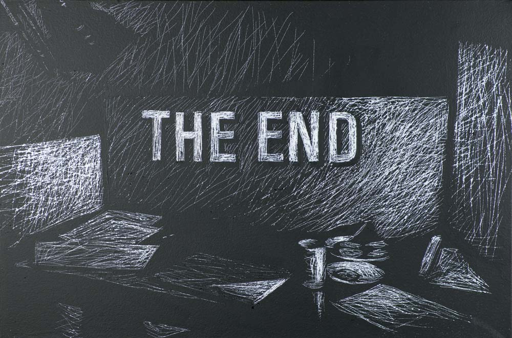 The End #12 by Nicolas Ruston