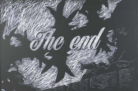 The End 'But What Happens After' (2015), Nicolas Ruston
